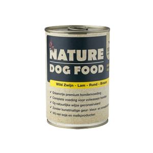 Nature Dog Food Gestoomd