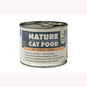 Natures Catfood Kattenvoer (nat)