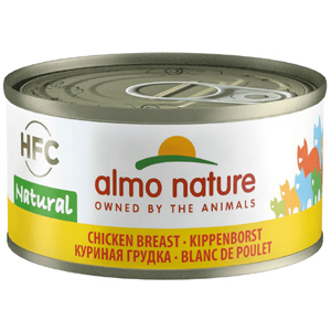 Almo Nature Kattenvoer (nat)